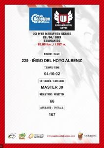 Diploma QH MTB 2013